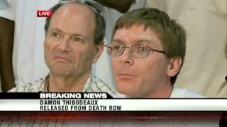 Man on death for 15 years exonerated due to DNA