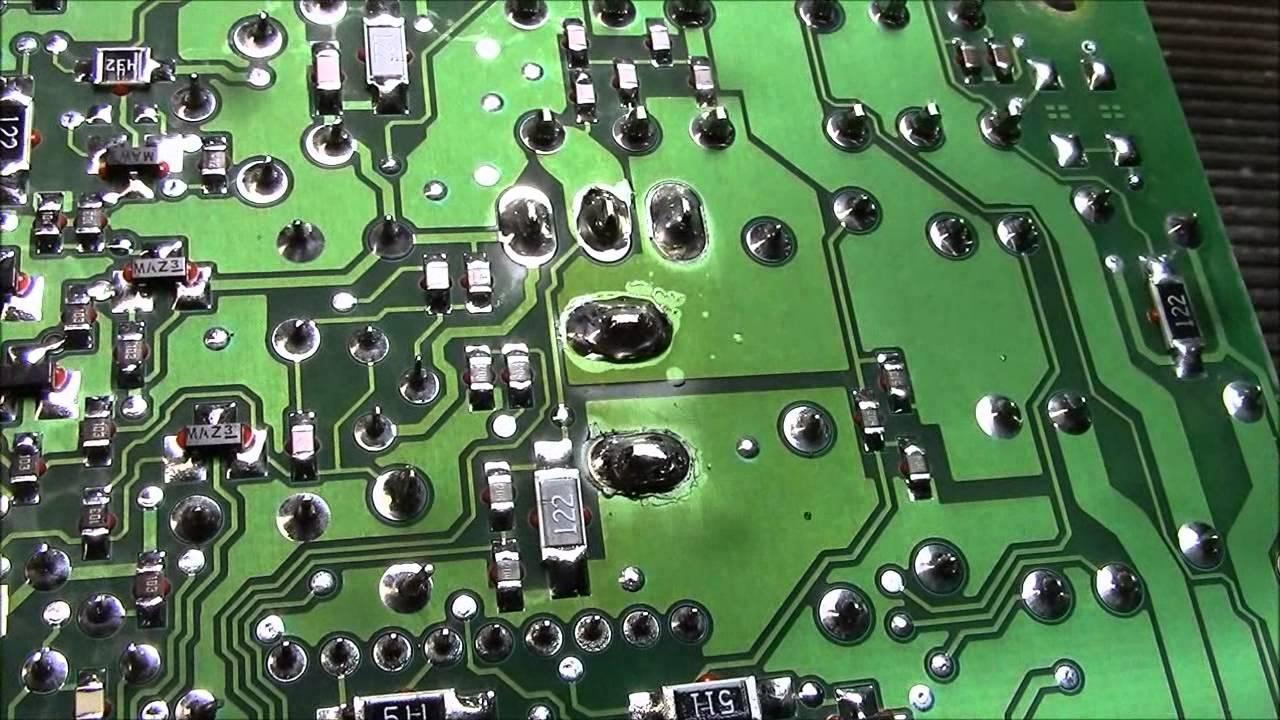 Fixing the Body Control module in a 98 Camaro  YouTube