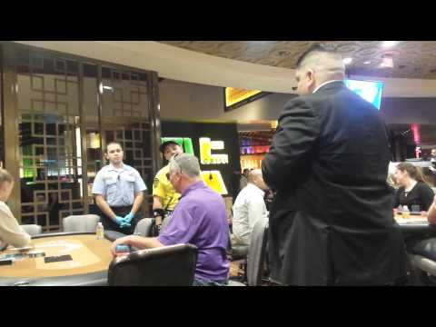 Jewish guy doesn't want to leave the poker room