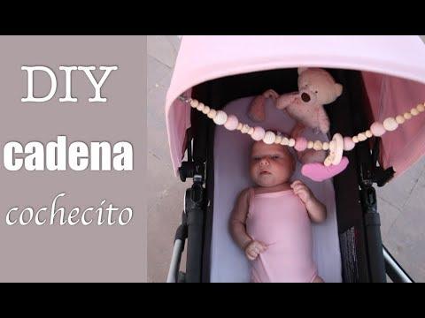 DIY CADENA COLLAR COCHECITO BEBE