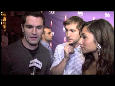 Being Human Cast Interview-Sam Witwer, Sam Huntington, Meaghan Rath
