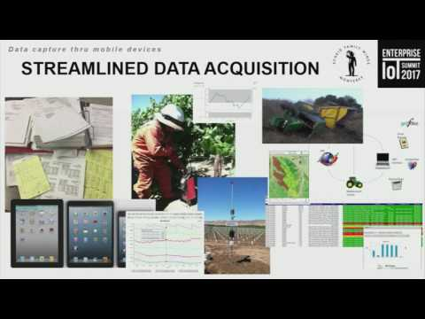 Enterprise IoT Summit: Connected Agriculture