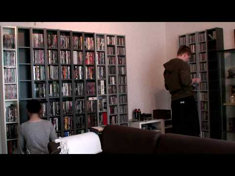 Organizing a huge collection of CDs and DVDs in a highspeed! HD
