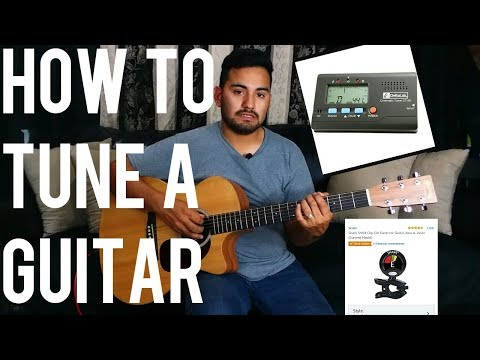 how-to-tune-a-guitar