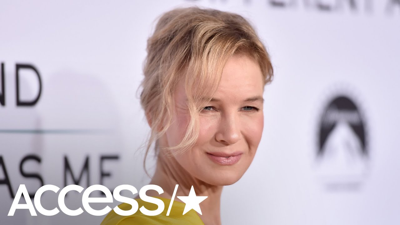 Renée Zellweger Details Encounter With Snarky Fan Who Thought She'd Had Plastic Surgery