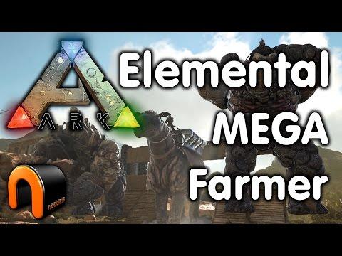 Ark - MEGA Elemental Farmer