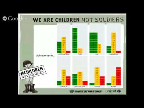 CHILDREN, NOT SOLDIERS --2016 CAMPAIGN