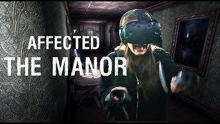 Je test un jeux d'horreur en réalité virtuelle