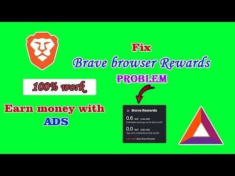 no-ads-on-brave.-fix-brave-browser-rewards-money-problem-solved-100%-work