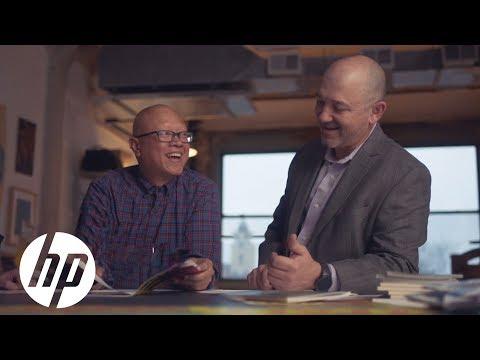 HP Indigo 7r Digital Press Product Video | HP Indigo | HP