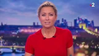 Coupe du monde 2018: Anne-Sophie Lapix ose une critique sur les footballeurs en plein