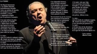 Alberto Cortez - La vejez (+ letra)