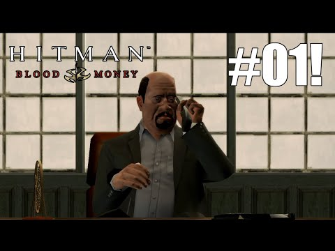 Hitman Blood Money HD Mission #1