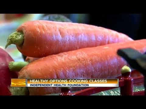 Healthy Options Cooking Classes
