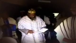 Black Jews Praying In Nigeria
