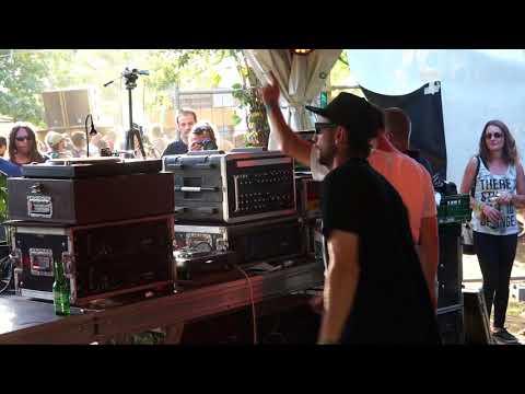 Live LEGAL SHOT SOUND SYSTEM Part 1 - Dub Fondation - Reggae Sun Ska 2017
