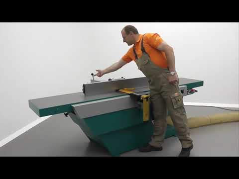 Martin T54 Surface Planer | New Video Review at Scott+Sargeant Woodworking Machinery