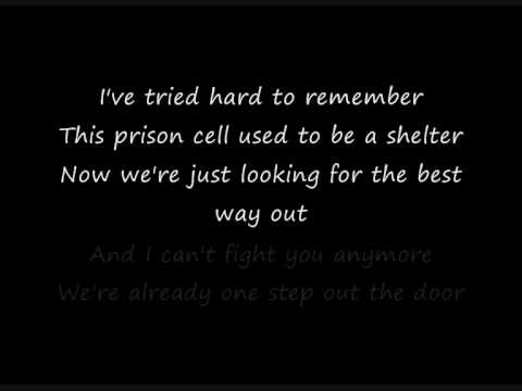 James Blunt - So Far Gone + LYRICS
