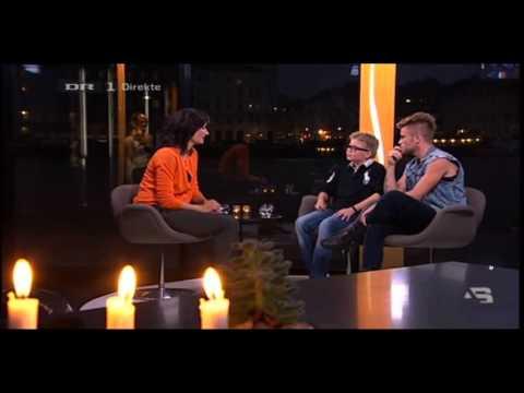 Interview with Tim Schou & Thomas (Live @ Aftenshowet)