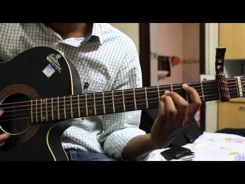zindagi kuch to bata (reprise) guitar lesson part...