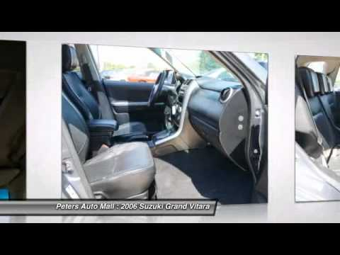 2006 Suzuki Grand Vitara High Point North Carolina 20253A
