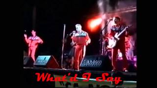 The Cadillacs (Band, Hu)  - What'd I Say  in Mallorca  LIVE