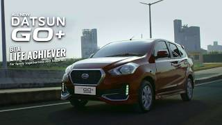All New Datsun Go+, For Family Togetherness & Happiness