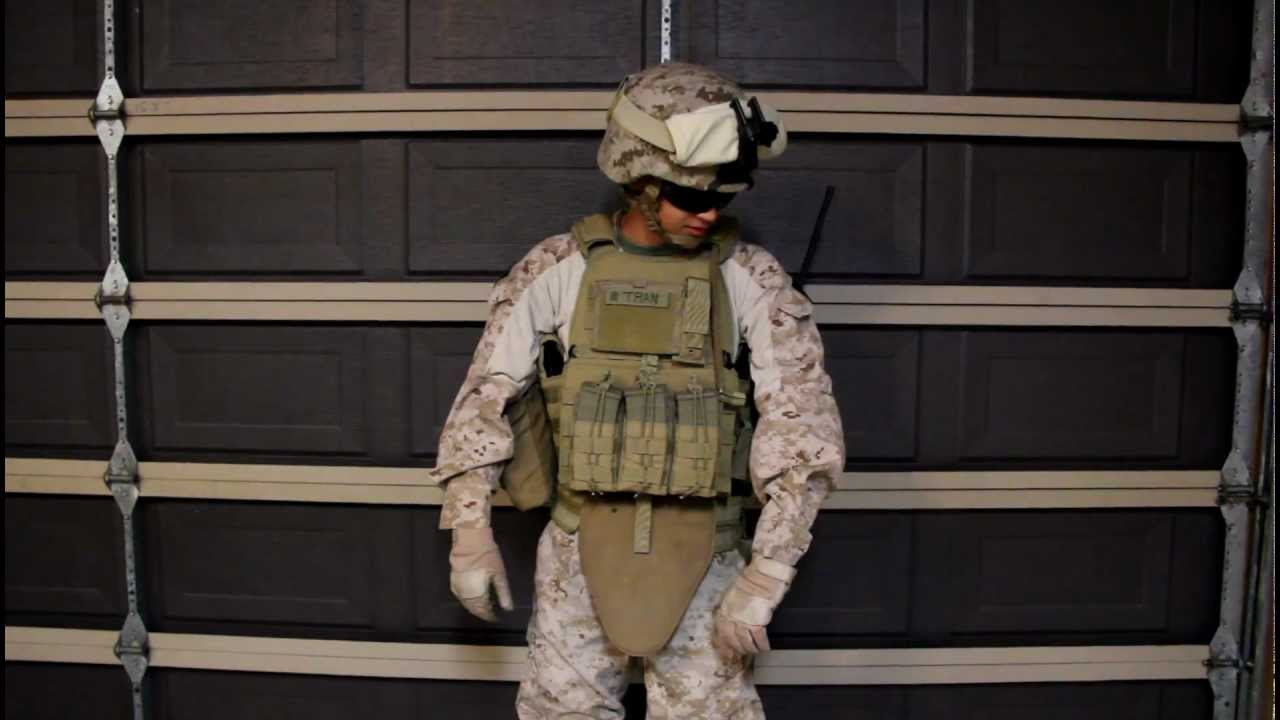 (AIRSOFT) USMC Loadout - YouTube