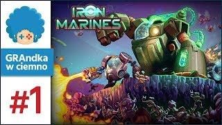 Iron Marines PL #1 | RTS od twórców Kingdom Rush