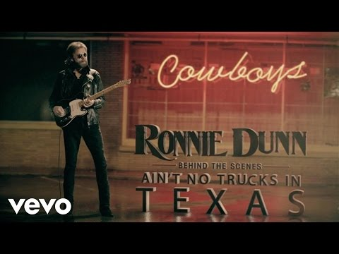 Ronnie Dunn - Ain't No Trucks In Texas (Behind The Scenes)
