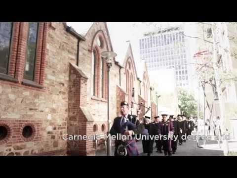 Carnegie Mellon University Australia Overview
