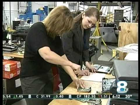 RIT on TV: Industrial Ecology