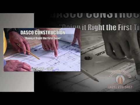 Dasco Construction Kitchen Bathroom Basement Remodeling Renton Washington