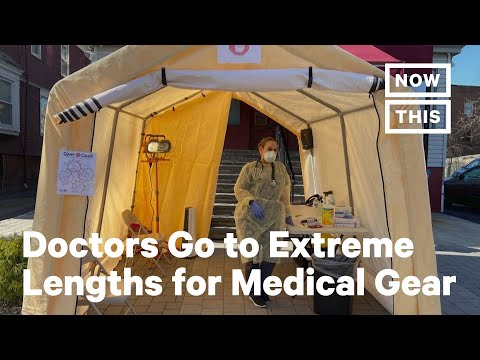 Doctors Resort to Black Market For Medical Supplies As Trump Refuses Pleas for Equipment | NowThis