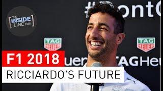 DANIEL RICCIARDO: 2019 OPTIONS