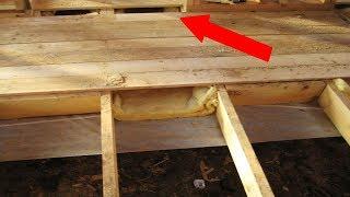 Тепловизор Seek Thermal XR или Грубейшие ошибки при строительстве каркасного дома