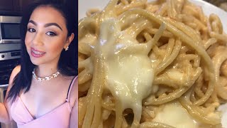 Cooking With Me: How to Make the Best Mexican Spaghetti
