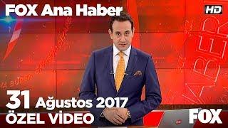 Serinhisar'da sel dehşeti...31 Ağustos 2017 FOX Ana Haber