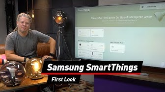 Smarthome-Steuerung: Was kann Samsung SmartThings?