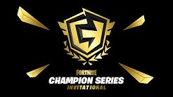 Fortnite Champion Series Invitational: Grand Finals Day 1