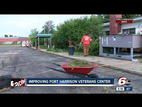 Fort Harrison Veterans Center gets major upgrades