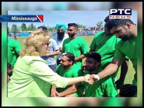 Ontario Kabaddi Cup Organised by Metro Punjabi Sports Club