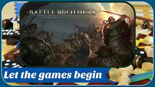 Battle Brothers: Review - Let the games begin