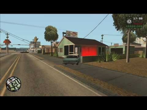 GTA San Andreas - Mission 6 - Nine And AK's [Asus X454W]