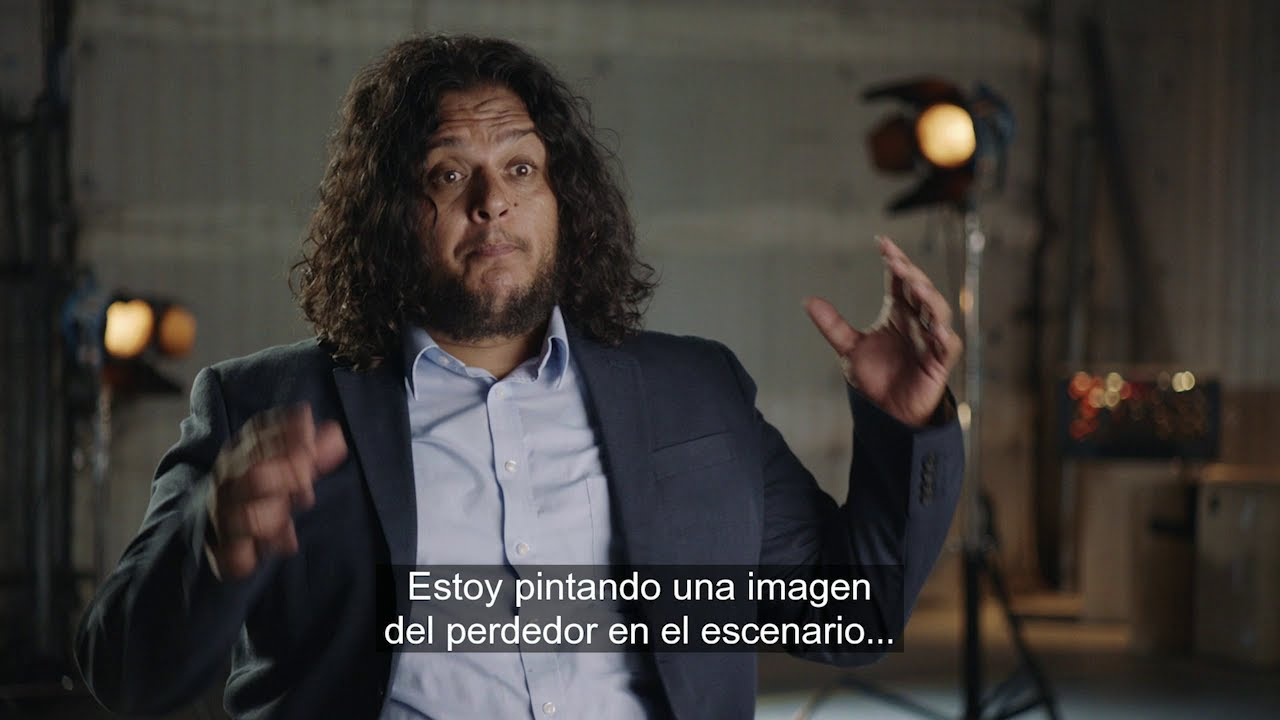 HBO LATINO PRESENTA: FELIPE ESPARZA: TRANSLATE THIS - FEATURETTE CORTO #1