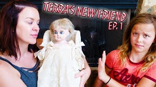 WHO'S BEEN LiVING IN OuR HoUSE?!  THE DoLL MaKeR EP. 1