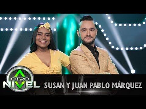 'La piragua', 'Se me olvido otra vez' - Susan y Marquez - Fusiones | A otro Nivel