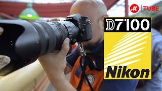 Видеообзор зеркального фотоаппарата Nikon D7100(Nikon D7100 быстрая полупрофессиональная камера с кропнутым сенсором, она подходит для любых сложных задач...., 2014-09-12T12:13:40.000Z)