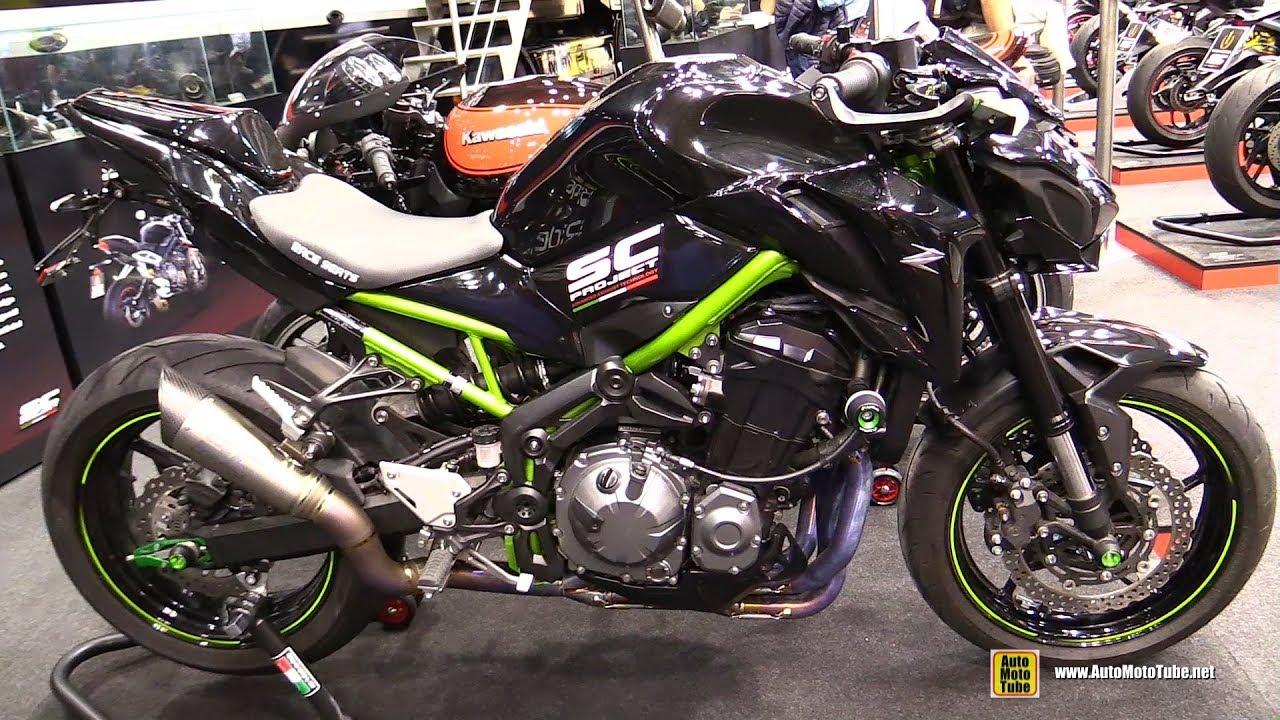 Kawasaki Z900 Sc Project Exhaust