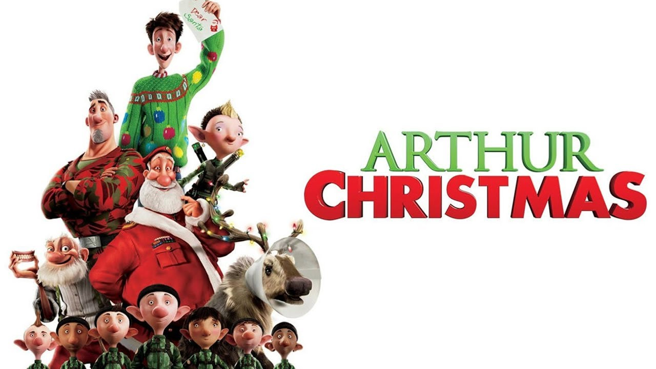 Christmas Count Down.Arthur Christmas Review Wtf Christmas Countdown